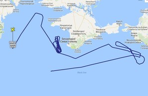 P-8A Poseidon присмотрел за С-400 в Крыму