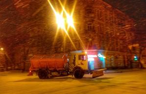 Движение по дорогам Одесской области ограничено
