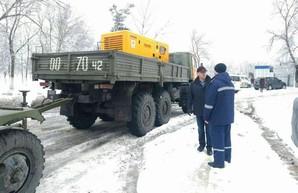 В Одесской области открывают дороги