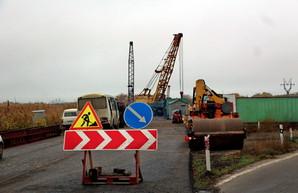 Мост на трассе Одесса - Рени снова подорожал