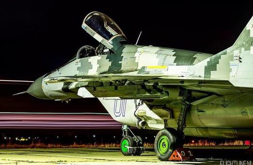 Для ВС ВСУ готовится новая модернизация МиГ-29