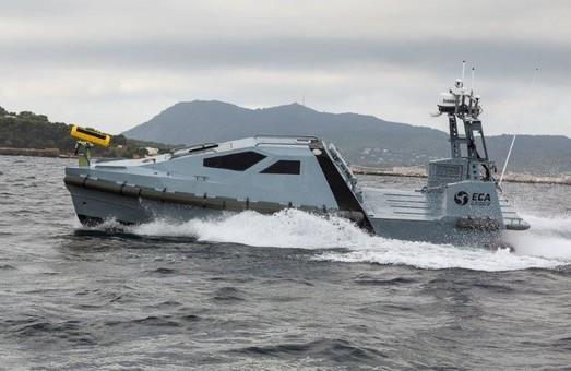 Как французы, игнорируя санкции, помогли России создать противоминные безэкипажные катера