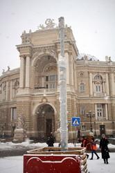 Реставрация Ришельевской добралась до Оперного