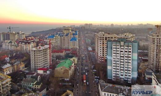 Французский бульвар в Одессе продолжают раздавать застройщикам