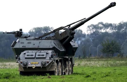 Чехи будут искать замену 152-мм САУ Dana