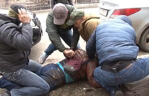 """Очередное задержание украинского """"шпиона"""" в Крыму"""