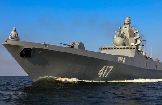 Российский фрегат долгострой опять никуда не поплывет