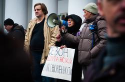 Как перед одесским горсоветом митинговали (ФОТО)