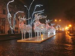Одессу укутал густой туман (ФОТО)