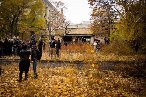 В Одессе будут выбирать лучший проект по благоустройству Летнего театра