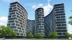 Одесская Аркадия пополнится еще одним гигантским небоскребом (ФОТО)