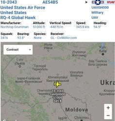 RQ-4 Global Hawk V.S. Су-24 МР: держать в холодном теле и смешить – это две большие разницы!