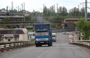 В Одессе предлагают увеличить оплату за проезд по дорогам перегруженных грузовиков