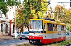 За последние 30 лет для Одессы купили менее трех десятков новых трамваев