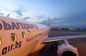 Болгарская авиакомпания продолжает рейсы в Одессу из Софии