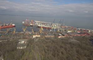 Дноуглубление и строительство волнолома в Одесском порту проведут за счет кредитных средств Германии