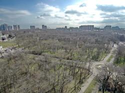 Парк Шевченко, стадион Черноморец и Одесский порт: полет над городом (ФОТО, ВИДЕО)