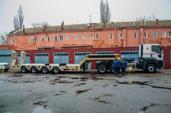 Одесские пожарные получили новые автомобили (ФОТО)