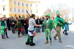 В Одессе отметили самый ирландский празник - день святого Патрика (ФОТО, ВИДЕО)