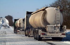 В Одессу вечером запретили въезд грузовиков