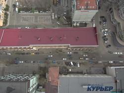 Полет над Маразлиевской и Канатной: смотрим на Одессу свысока (ФОТО, ВИДЕО)