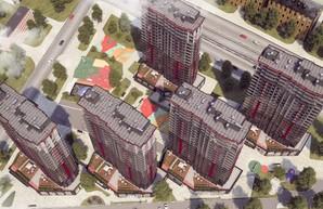 """Одесский горсовет со скандалом """"протащил"""" увеличение высоты нового жилого комплекса"""