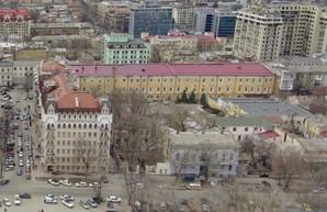 Университет МВД получил гектар земли возле парка Шевченко: возможно строительство