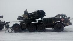 ВМС Украины провели ракетные стрельбы береговой артиллерии (ФОТО)