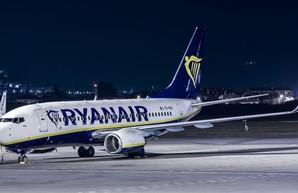 Одесса не попала в расписание полетов Ryanair