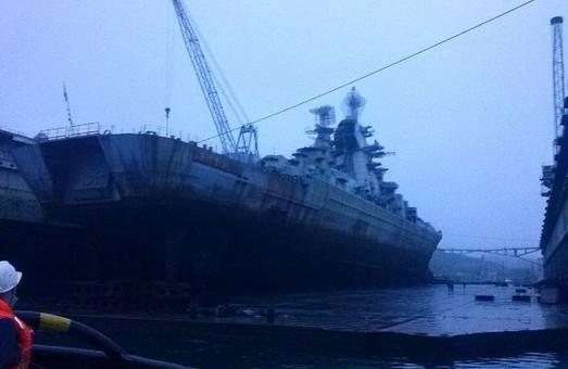 ВМФ РФ – не видать семи морей