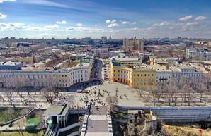 Смотрите на необычную Одессу: полет над Приморским бульваром (ФОТО, ВИДЕО)