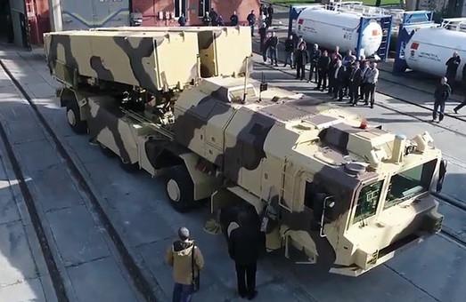 """""""Гром-2"""" для Азербайджана в противовес """"Искандеру"""""""