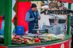 В центре Одессы расположилась юморинная ярмарка (ФОТО)