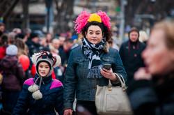 Лица Юморины: как одесситы отмечали день юмора (ФОТО)