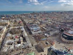 Как выглядит весенняя Одесса со стометровой высоты (ФОТО, ВИДЕО)