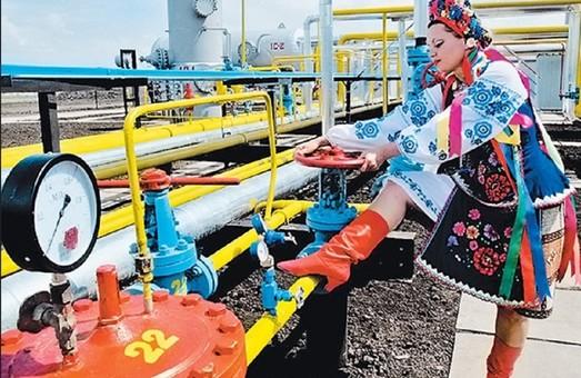 Транзит газа через Украину показал небывалый рост