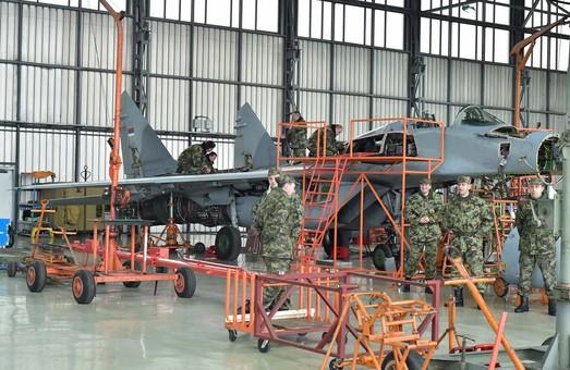 Сербам хочется ещё больше российских МиГ-29