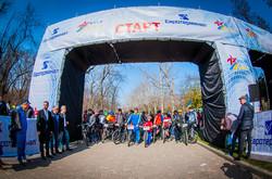 В Одессе стартовала Велосотка (ФОТО)