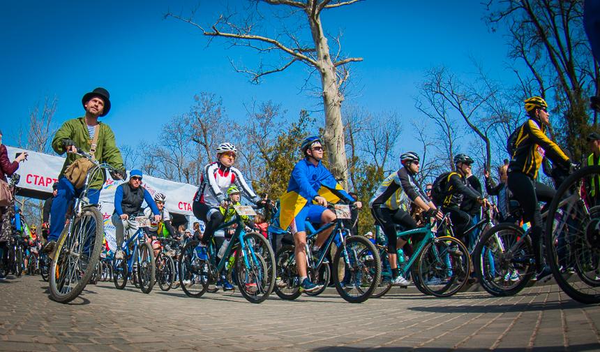 """""""Евротерминал"""" поддерживает традиции Одессы участвуя в организации Велосотки"""