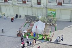 По центру Одессы прошла Пасхальная реконструкция (ФОТО, ВИДЕО)