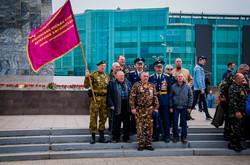 Как в Одессе на площади 10-го Апреля день освобождения города отметили (ФОТО)
