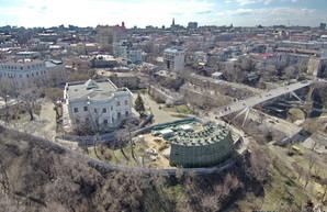 Стоимость реставрации колоннады Воронцовского дворца выросла