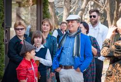 В Одессе открыли памятник ключу от квартиры, где деньги лежат (ФОТО)