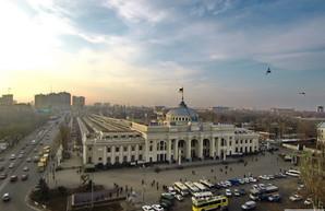 Одесский железнодорожный вокзал могут отдать в концессию