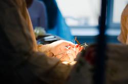 """Учения: на трассе Одесса-Киев сожгли старый """"Опель"""" (ФОТО)"""