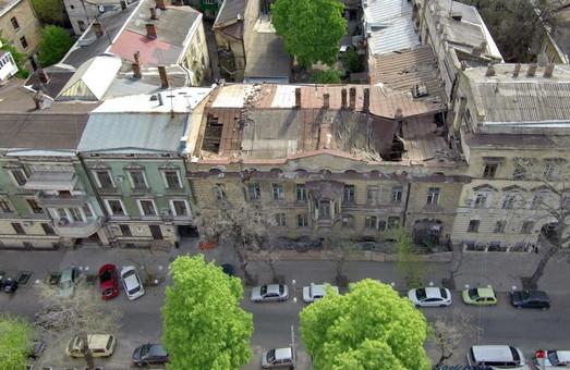 Власти Одессы будут решать судьбу «Дома Гоголя» после судов