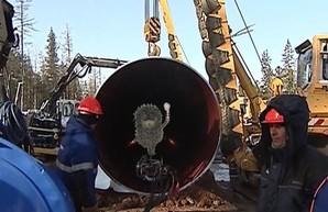 """""""Газпром"""" форсирует потоки"""