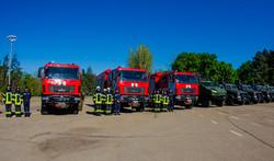 Одесская полиция на Куликовом поле показала все свои силы (ФОТО)