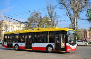 В начале нынешнего года выросли объемы перевозок пассажирского транспорта Одессы