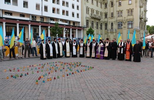 В Одессе почтили память погибших 2 мая совместным молебном (ФОТО)